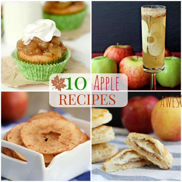 10 Delicious Apple Recipes To Make Your Autumn More