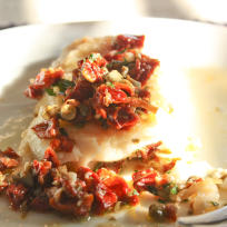 Pan-Roasted Cod Picture