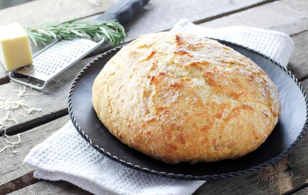 No Knead Artisan Bread Picture
