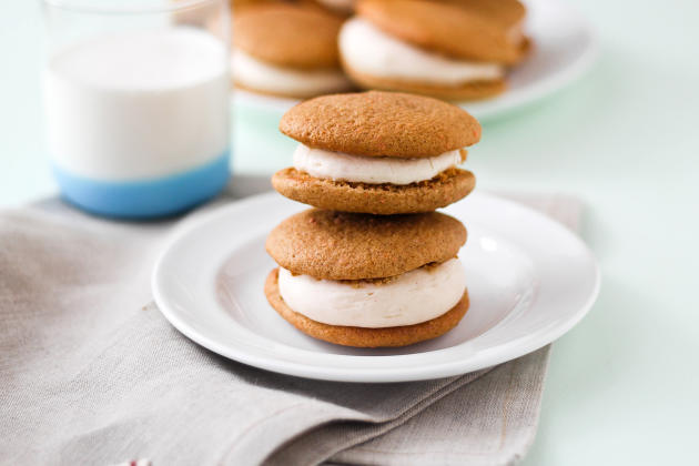 Carrot Cake Whoopie Pies Photo