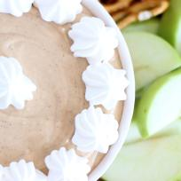 5-Minute Peanut Butter Dip Recipe