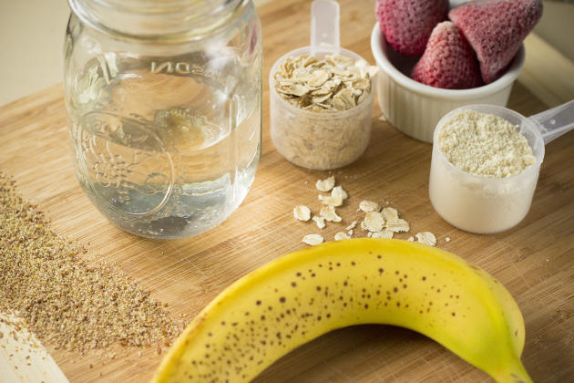 Oatmeal Smoothie Photo