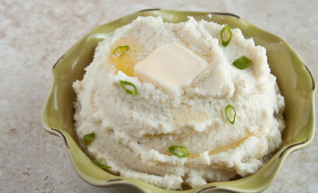 Cauliflower Mashed Potatoes Recipe