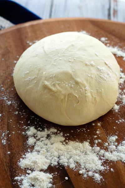No Rise Pizza Dough Picture