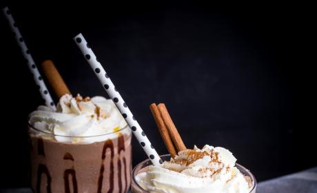 Boozy Mexican Chocolate Milkshakes Pic