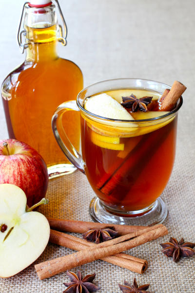 Apple Brandy Hot Toddy - Food Fanatic