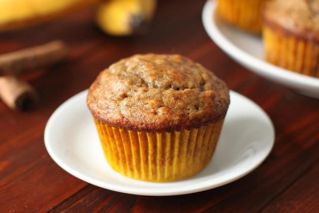Banana Bread Muffins Photo