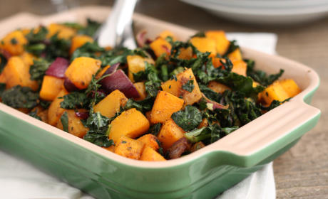 Spicy Butternut Squash