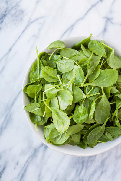 How to Freeze Spinach Image