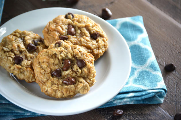 Gluten Free Oatmeal Raisinet Cookies Photo