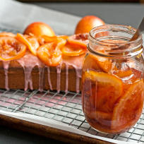 Candied Orange Slices Recipe