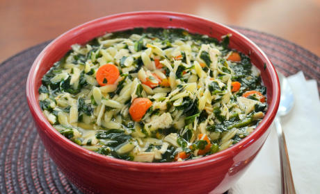 Turkey Florentine Soup Recipe