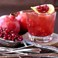 Pomegranate Old Fashioned Recipe