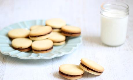Homemade Milano Cookies