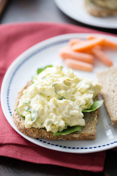 Easy Egg Salad with Jalapeños Picture