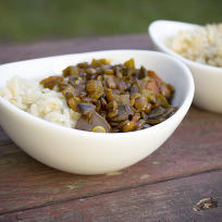 Lentils and Rice Recipe