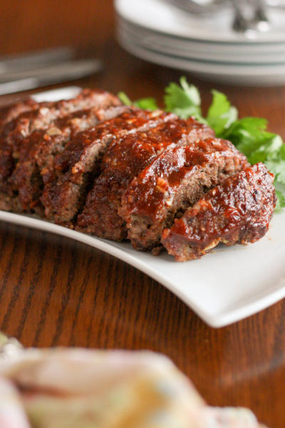By cooking your gluten free meatloaf in the slow cooker you can prep ...