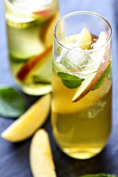 Green Tea Cocktail Image