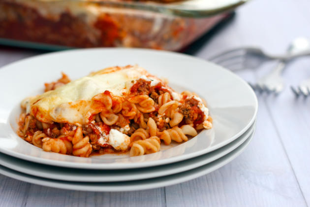 Gluten Free Lasagna Recipe - Food Fanatic