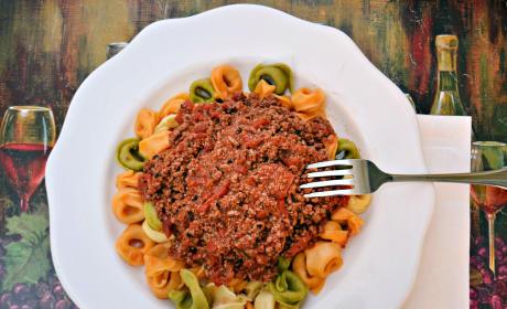 Tortellini Bolognese: Pure Italian Comfort