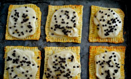 Cookie Dough Pop Tarts Recipe