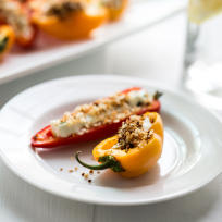 Stuffed Mini Peppers Recipe