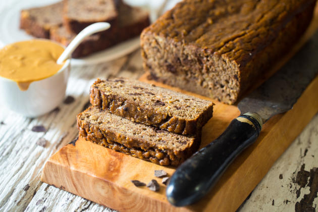 Paleo Banana Bread Photo