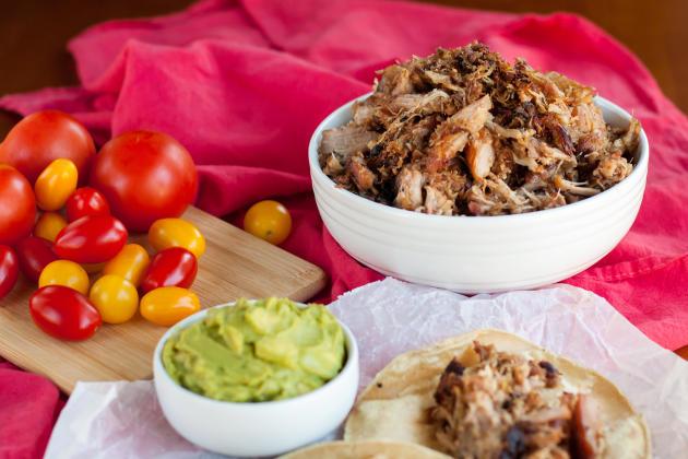 Gluten Free Crispy Carnitas Photo