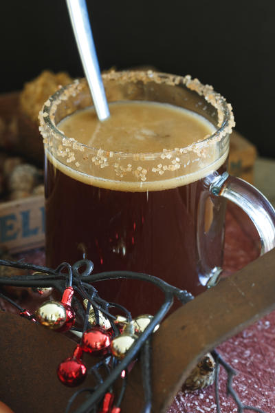 Gingerbread Hot Buttered Rum Picture