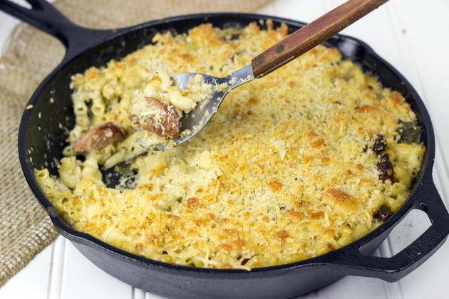 Roasted Poblano Mac & Cheese Recipes — Dishmaps