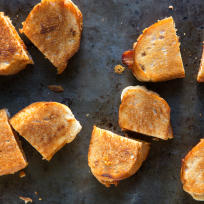 Apple Butter Grilled Cheese Recipe