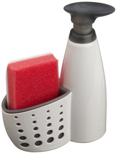 Casabella sink sider soap dispenser food fanatic - Seven different uses of the kitchen sponge ...