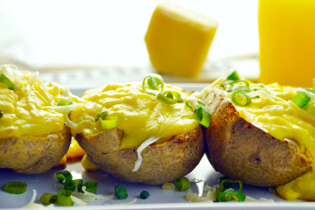 Twice Baked Breakfast Potatoes Pic