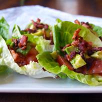 BLT Avocado Wraps Recipe
