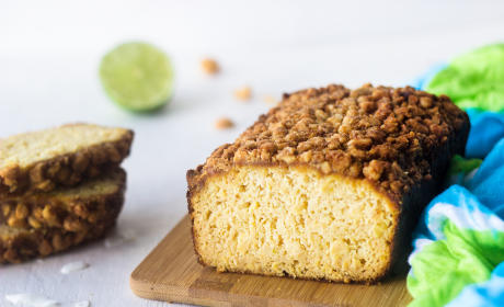Coconut Lime Bread Recipe