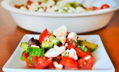 Shopska Salad Recipe