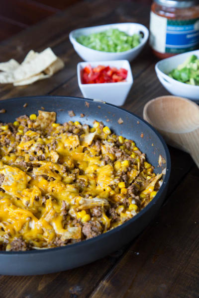 Beef Taco Skillet Picture