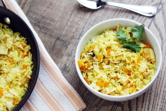 Indian Fried Rice Photo