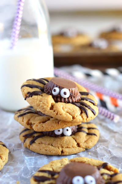 Spider Cookies Picture