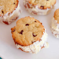 Gluten Free Ice Cream Sandwiches Recipe