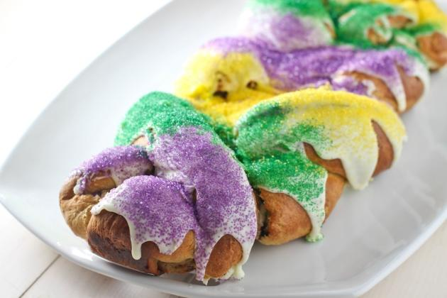 King Cake Picture