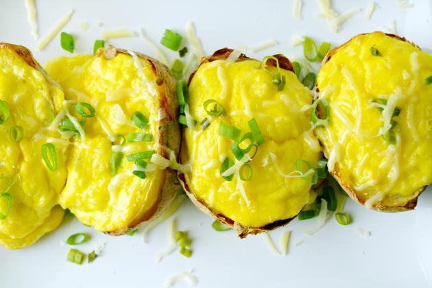 Twice Baked Breakfast Potatoes Picture