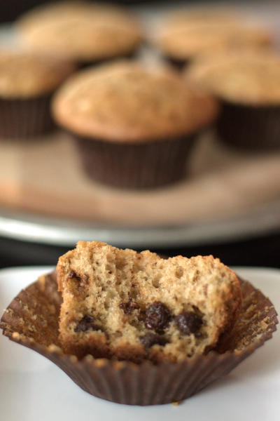 Sourdough Banana Muffins Picture