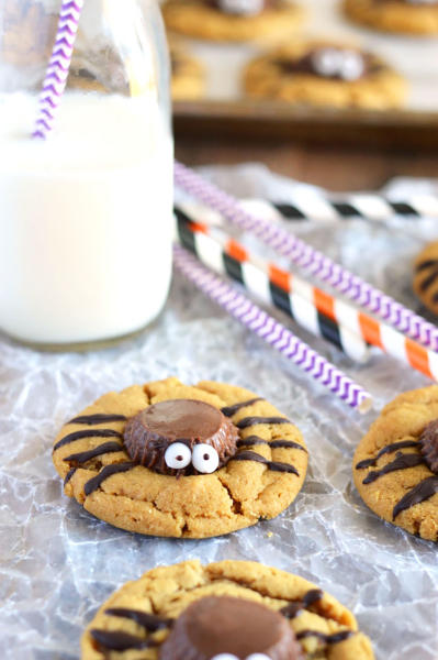 Spider Cookies Pic