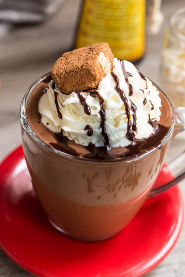 frangelico hot chocolate food fanatic