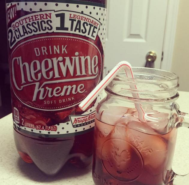 Krispy Kreme pop