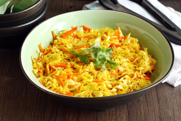 Cabbage Stir Fry Picture