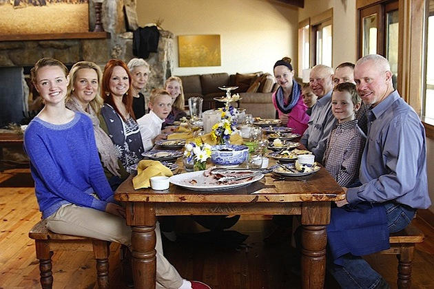 The pioneer woman review sunday brunch food fanatic for What is the lodge on the pioneer woman