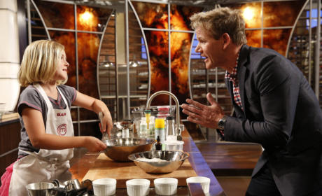 MasterChef Junior Review: Series Premiere