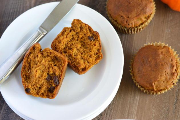 Gluten Free Pumpkin Muffins Photo